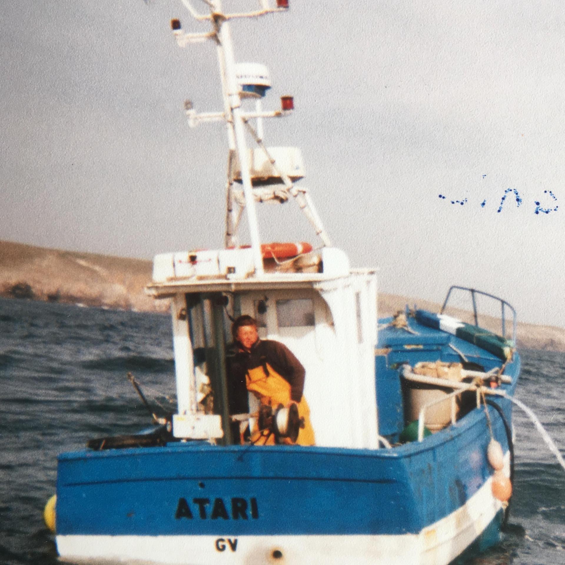 Atari gv185317 en mer yves mathieu helias